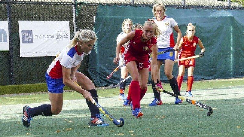 Женская сборная России вылетела из элитного европейского дивизиона
