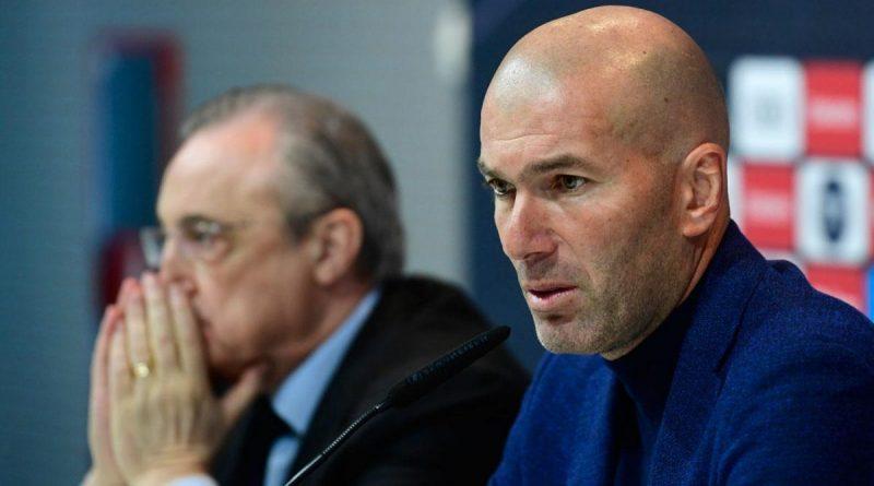 Зидан разозлился на руководство «Реала» из-за срыва трансфера Погба