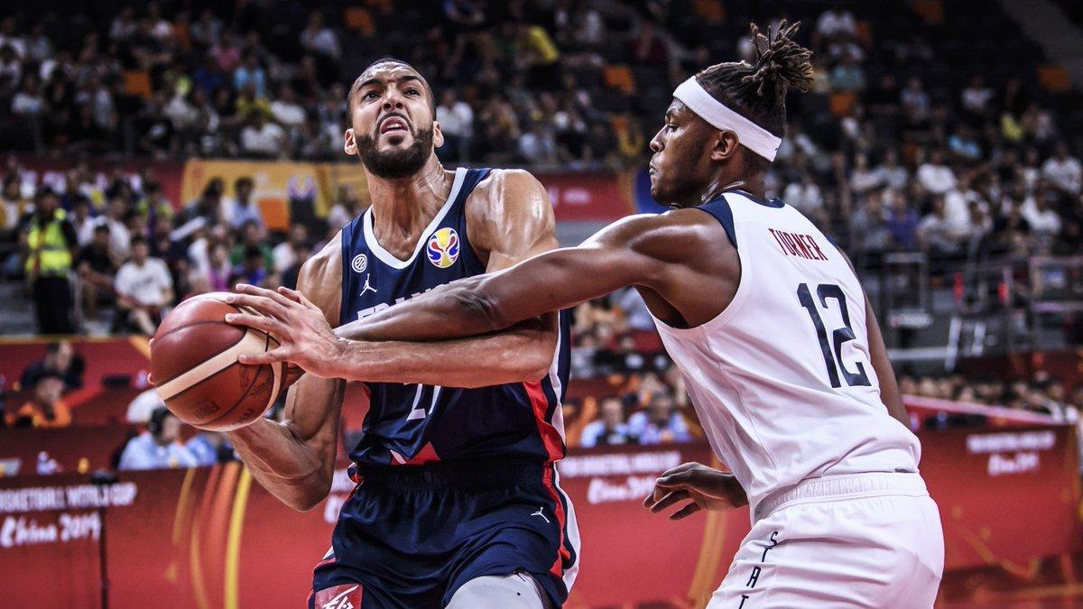 США сенсационно проиграли Франции в четвертьфинале