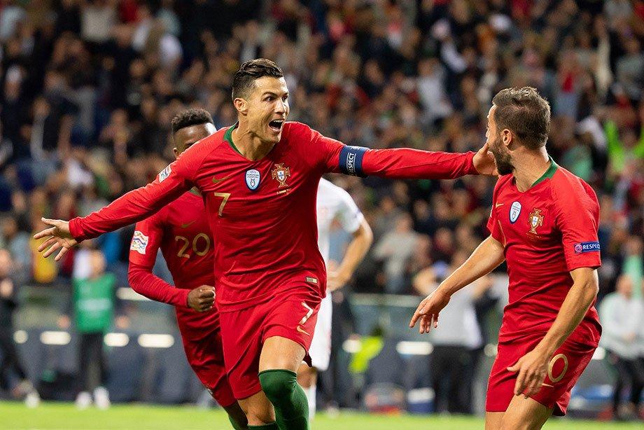 Сборная Португалии по футболу