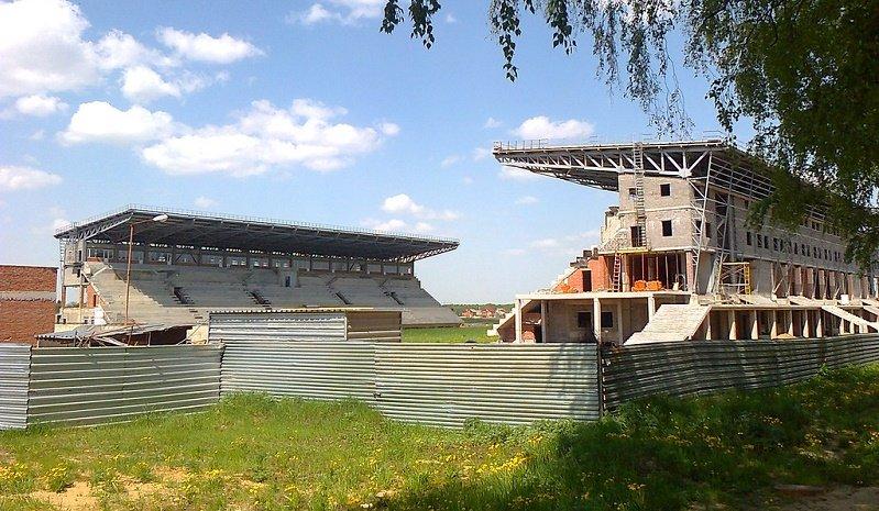 Власти Московской области выделили на достройку первого в России регбийного стадиона более 700 млн рублей