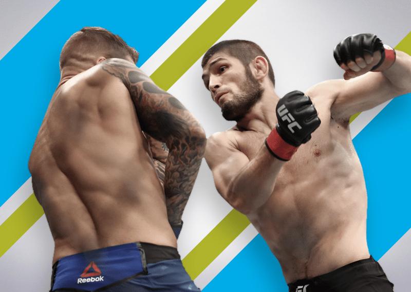 Хабиб vs Порье: топ-3 выигрышей по ставкам на главный бой UFC 242