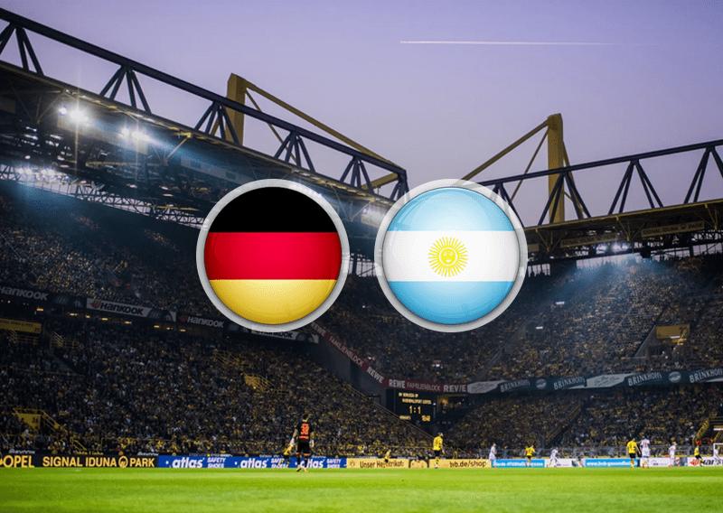 Германия — Аргентина: букмекеры назвали фаворита матча