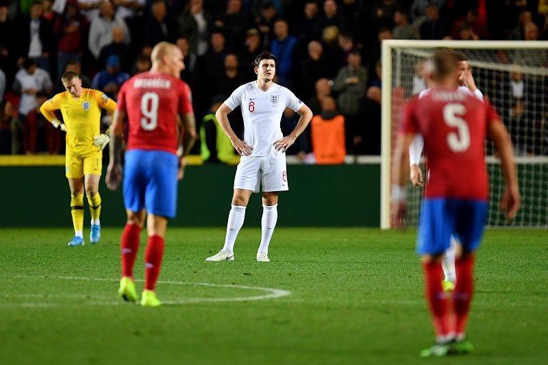 Чехия - Англия