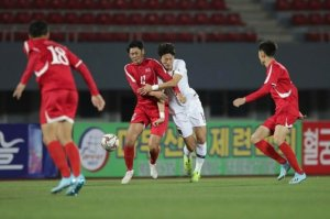 В Южной Корее обвинили КНДР в развязывании войны на футбольном поле
