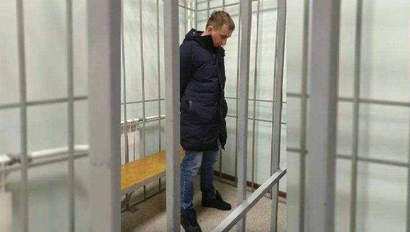 Подозреваемый в убийстве мастера спорта по биатлону в Красноярске задержан на два месяца