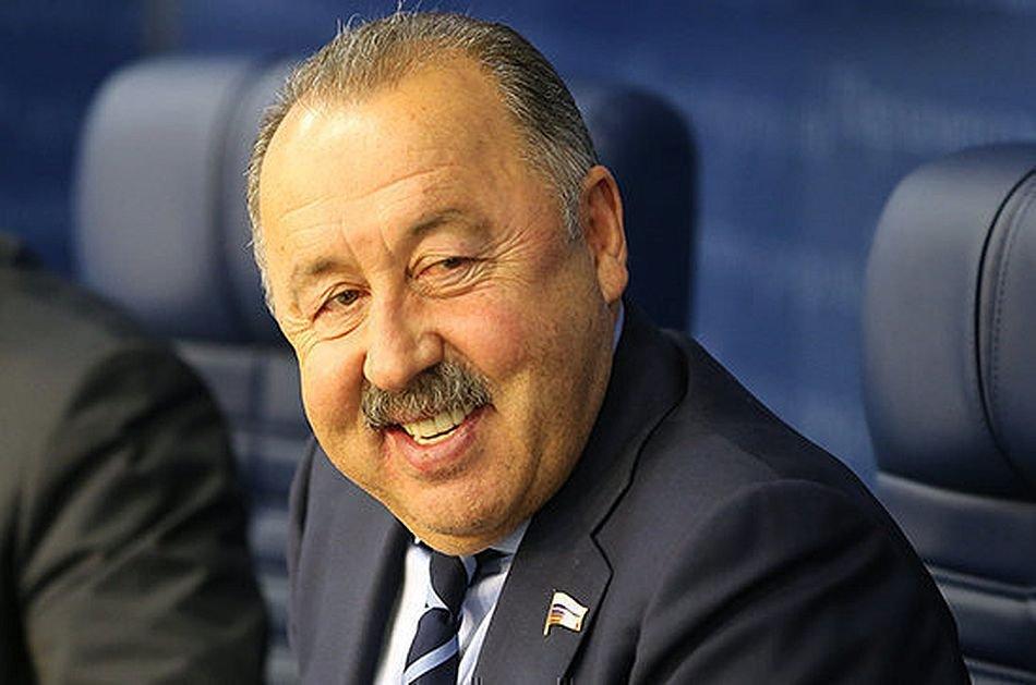 Газзаев получил государственную награду