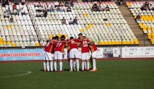 «Алания» не сумела удержать победу в матче с «Торпедо», пропустив с пенальти