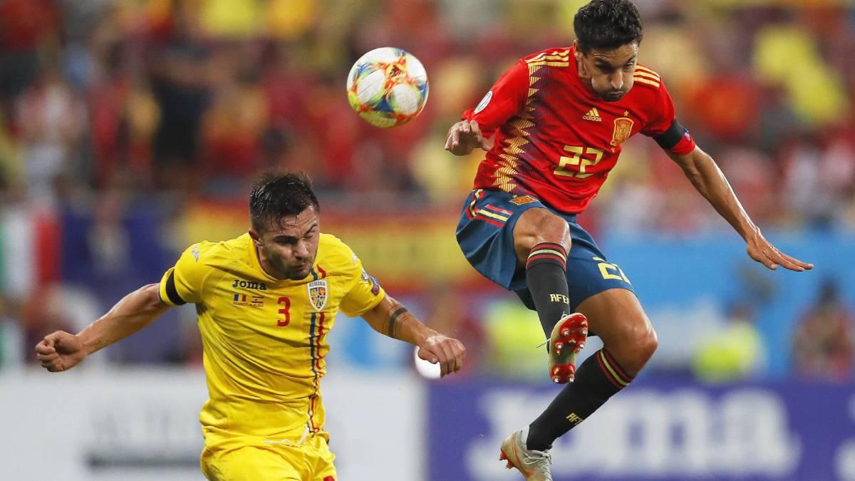 Испания - Румыния