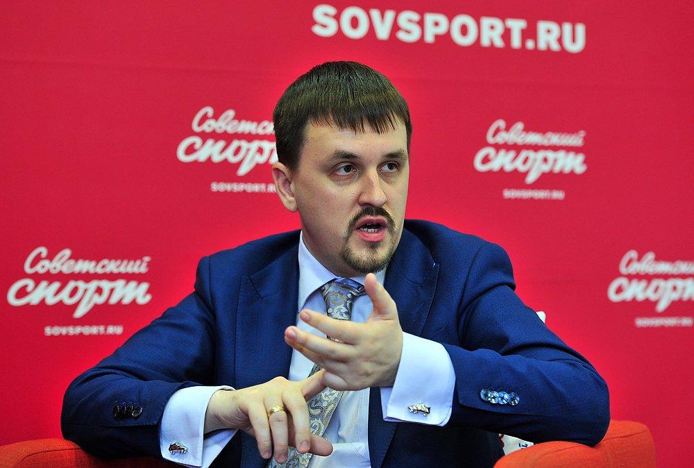 Глава VAR в России Леонид Калошин