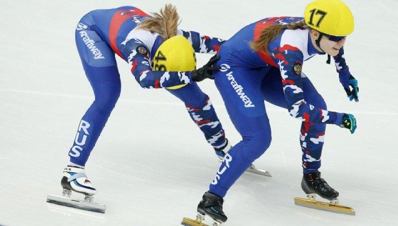 Женская сборная России по шорт-треку
