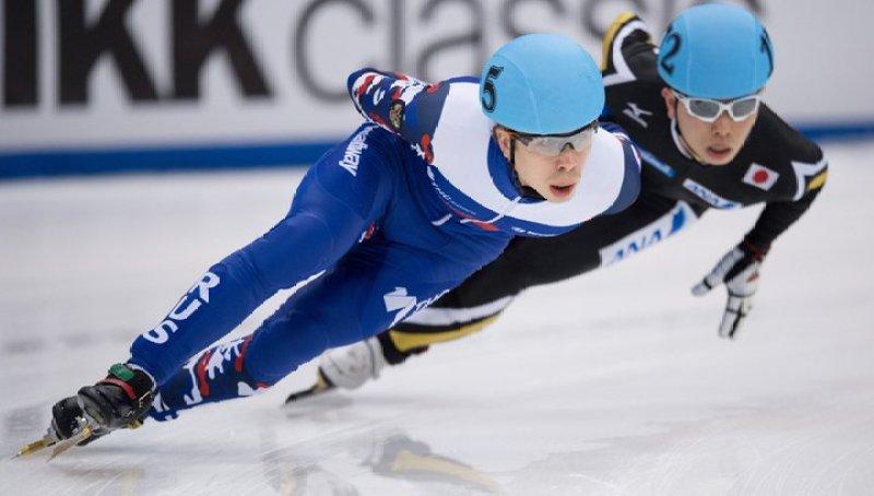 Мужская сборная России по шорт-треку