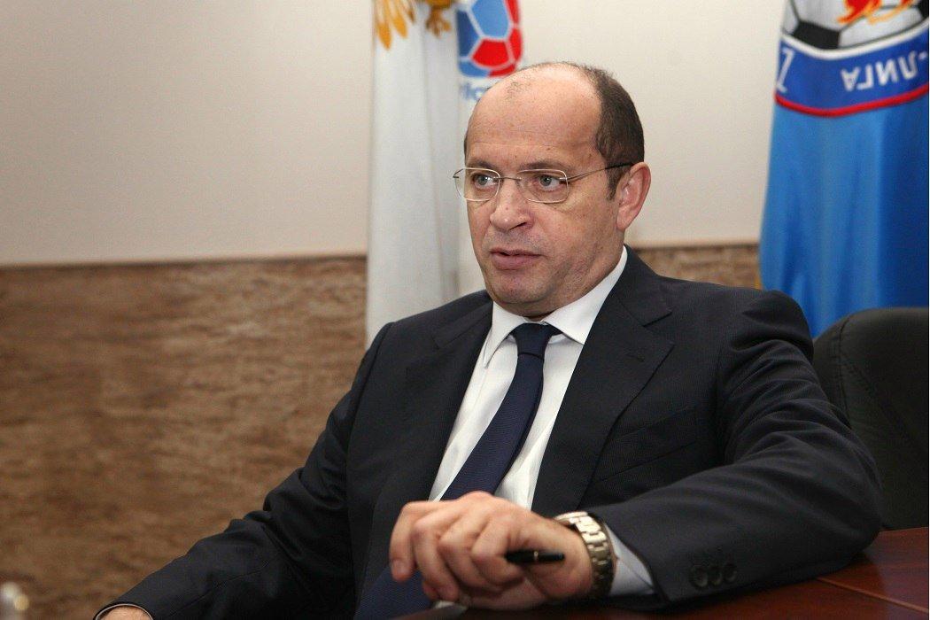 Сергей Прядкин