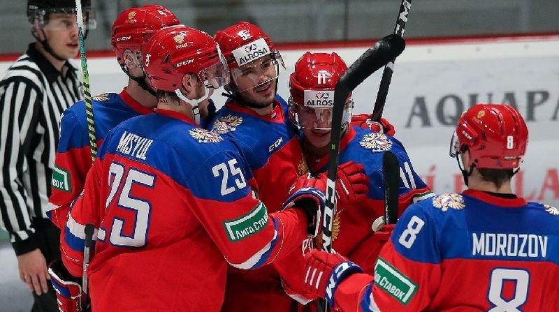 Хоккей. Молодежная сборная России уступила чехам в стартовом матче МЧМ-2020