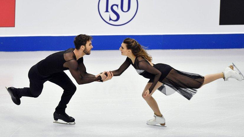 Российские танцоры не смогли взять медали Гран-при по фигурному катанию вопреки мнению букмекеров