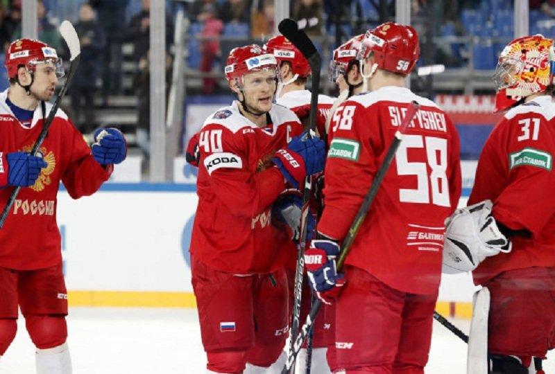 Сборная России по хоккею
