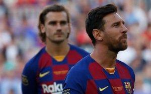 «Барселона» разгромила «Атлетик» и завоевала Кубок Испании