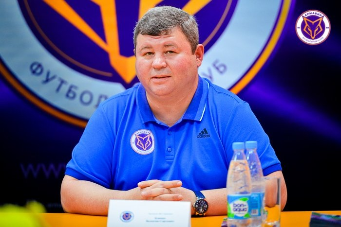 """Экс-президент """"Армавира"""" Валентин Климко"""