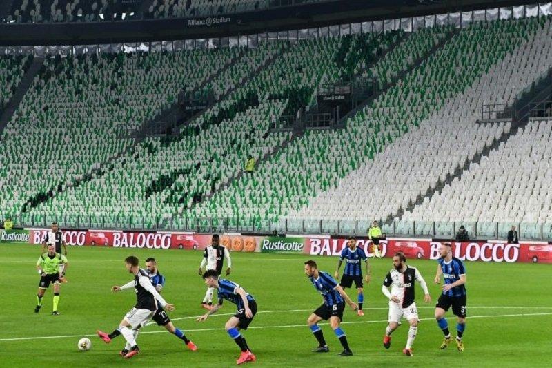 Если Серию А вновь остановят, будет проведен плей-офф