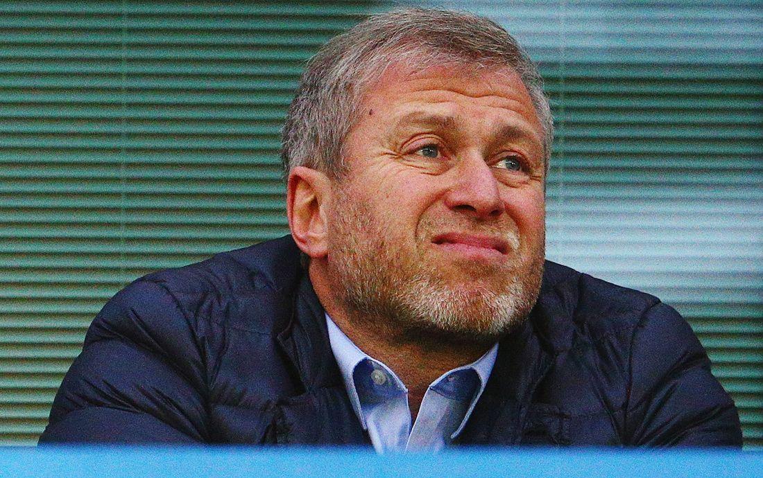 Владелец «Челси» Роман Абрамович