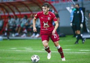 Кварацхелия получил травму в матче «Рубина»