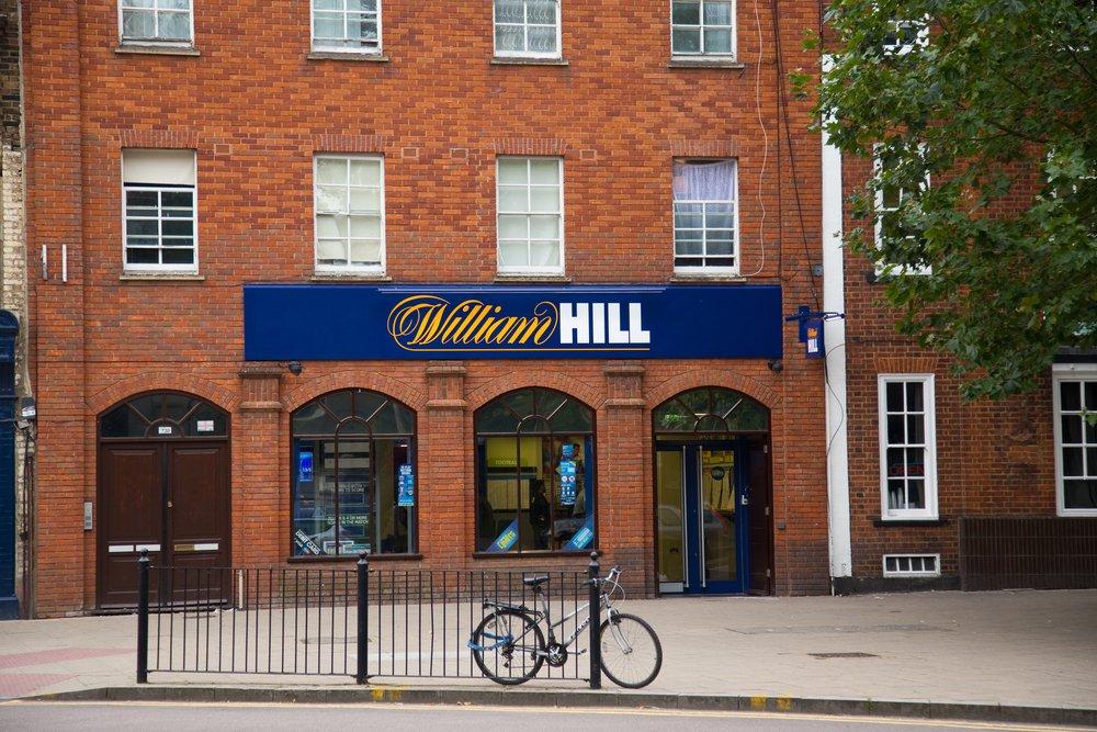 Квартальная выручка William Hill упала на 9%