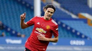 Кавани продлил контракт с «Манчестер Юнайтед»