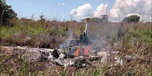 Самолет с футболистами на борту разбился в Бразилии