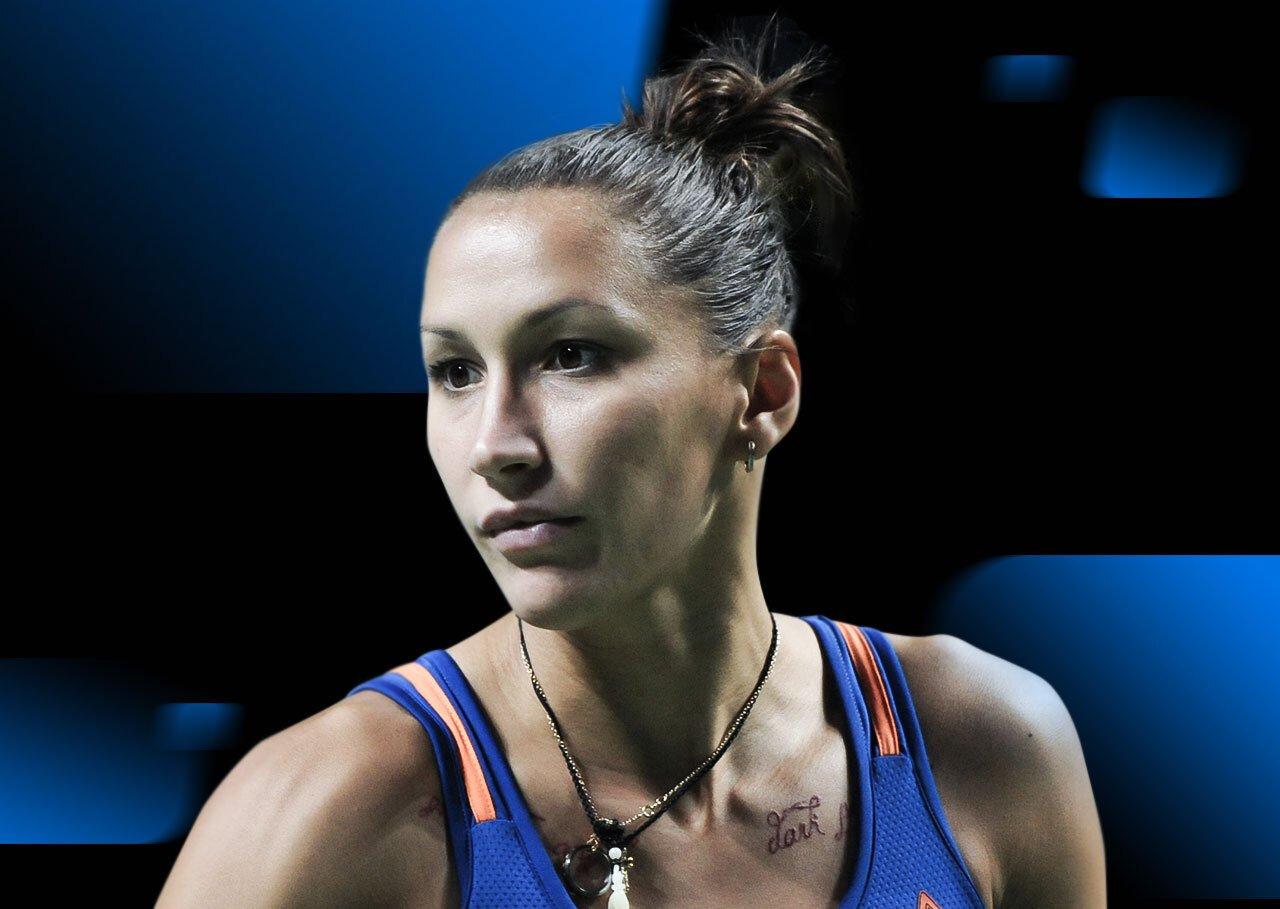 Екатерина Бычкова возвращается в WTA-тур одновременно как игрок и журналист «РБ Спорт»