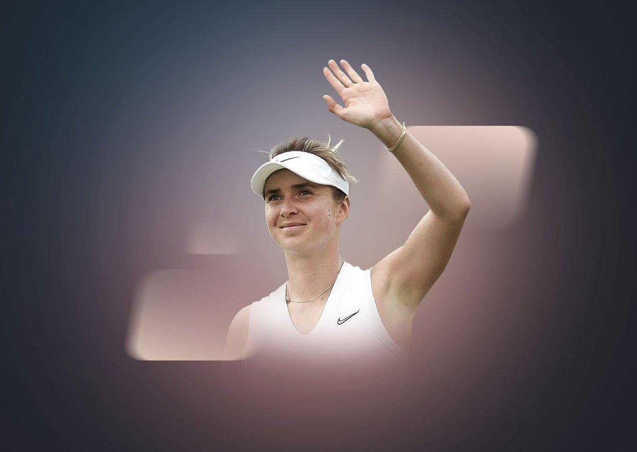 Свитолина вышла в полуфинал WTA 1000 в Майами. Котировки на победу украинки выросли в 6 раз