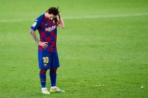 Месси могут оштрафовать за обед с футболистами «Барселоны»