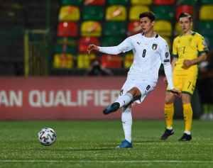 Италия разобралась с Литвой в отборе на ЧМ-2022