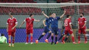 Россия проиграла Словакии из-за глупости. Потеряли лидерство, теперь расклад в группе крайне запутан