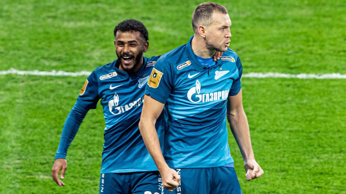 Букмекеры практически не сомневаются в чемпионстве «Зенита» в российской Премьер-лиге