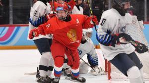 Покер Мичкова – в видеообзоре матча Россия – Германия на ЮЧМ