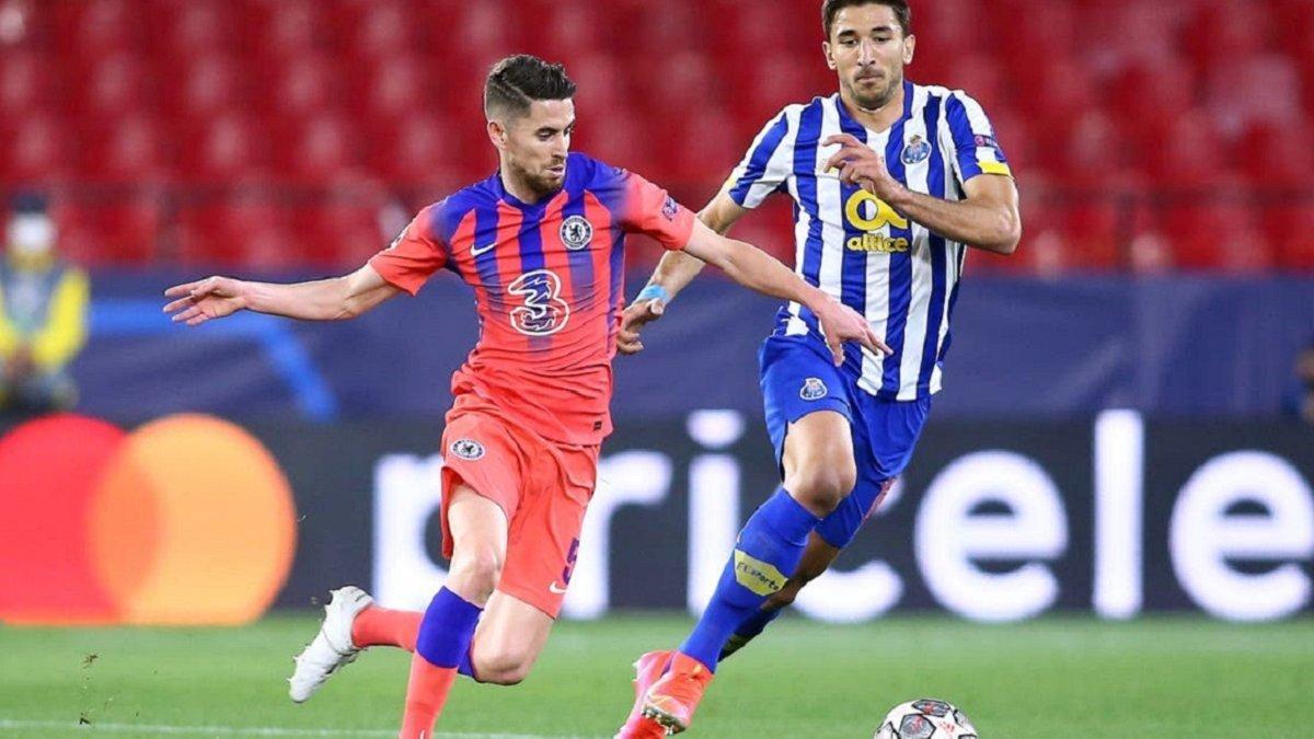 «Челси» сыграл вничью с «Порту» и стал полуфиналистом Лиги чемпионов