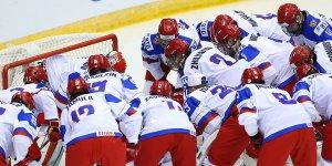 Видеообзор матча Россия – Финляндия на юниорском чемпионате мира