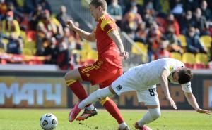 «Краснодар» проиграл «Арсеналу» в первом матче под руководством Гончаренко