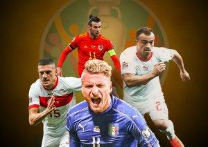 Евро-2020: коэффициенты на фаворитов группы А и ставки на выход в плей-офф