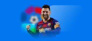 «Барселона» обыграла «Валенсию» в 34-м туре Примеры