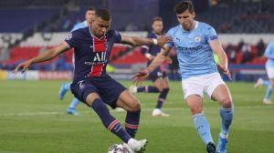 Букмекеры назвали крупнейшую ставку на матч «Манчестер Сити» — ПСЖ