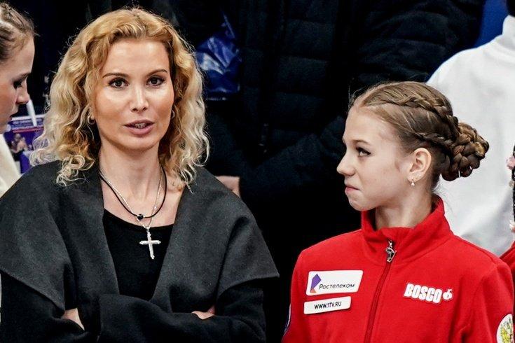 Трусова тоже ушла от Плющенко и вернулась к Тутберидзе. Революционная тройка снова вместе у Этери