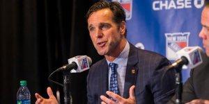 «Нью-Йорк Рейнджерс» уволил главного тренера Дэвида Куинна