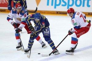 Сборная России одержала десятую победу кряду в Евротуре