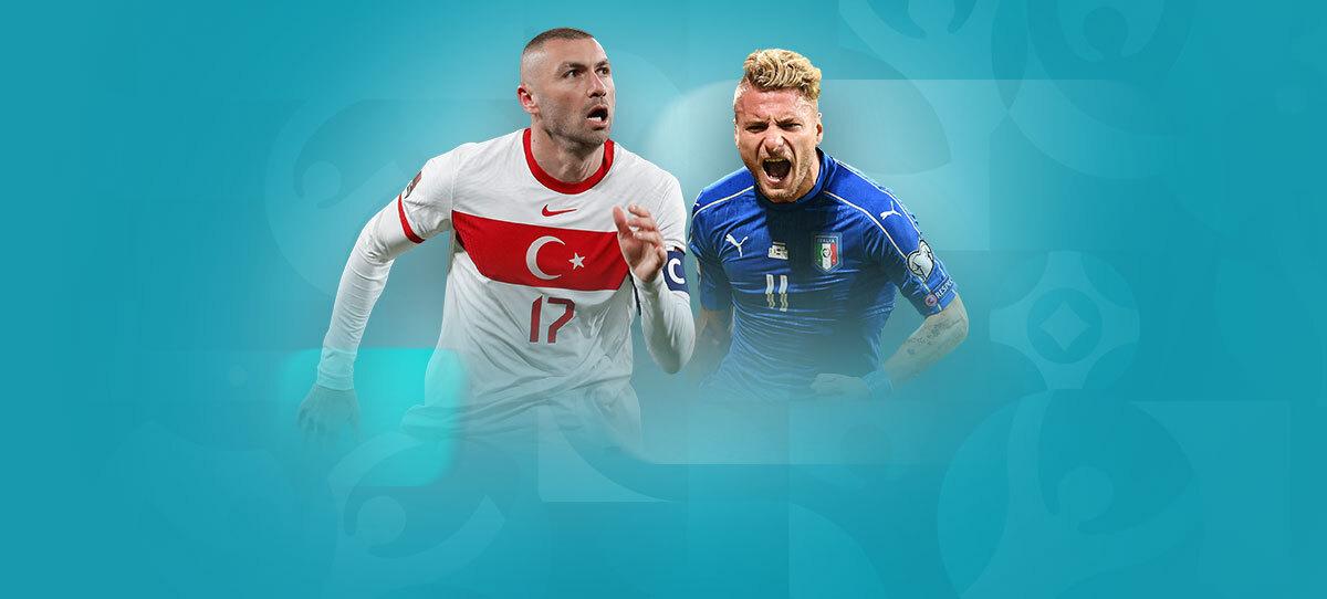Турция – Италия: прогнозы, ставки и коэффициент букмекеров на матч Евро-2020 11 июня 2021 года