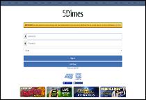 5Dimes Mobi