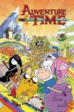 Adventure Time Vol. 1 (Issues 1-4) by Ryan North - Paperback, 113 pages - Published February 1st 2013 by Titan Publishing Company