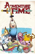Adventure Time Vol. 3 (issues 10-14) by Ryan North Paperback, 112 pages - Published June 19th 2013 by KaBOOM!