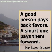 Blue Bloods: Pay Favors Forward