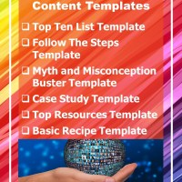 Use Templates to Create Great Content